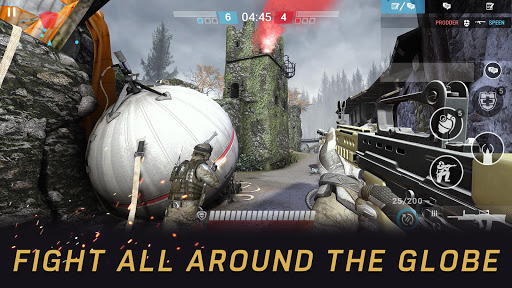Warface: Global Operations - First person shooter 2.2.1 screenshots 5