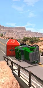 Truck'em All MOD Apk 1.0.2 (Unlimited Money) 3