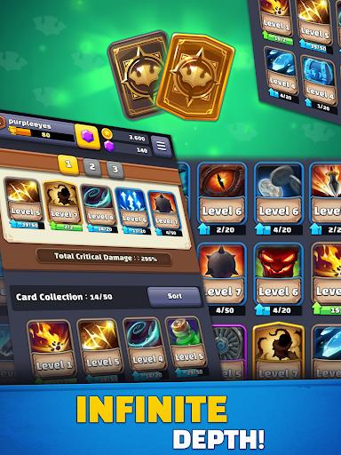 Random Card Defense : Battle Arena 1.0.30 screenshots 21