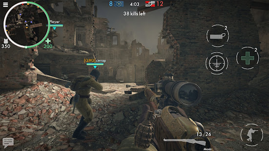 World War Heroes: WW2 FPS 1.27.2 Screenshots 16
