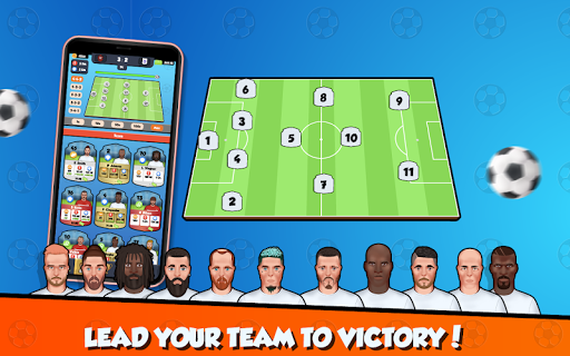 Idle Soccer Tycoon - Free Soccer Clicker Games 3.1.6 screenshots 10