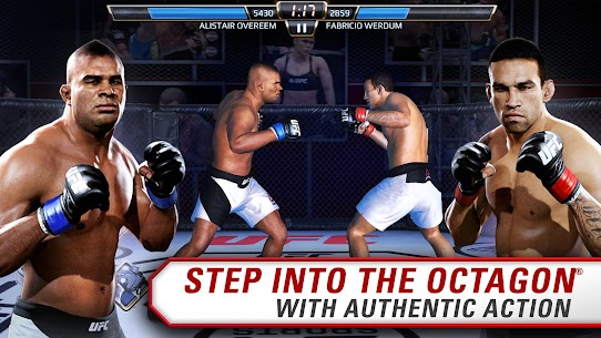 Download EA SPORTS UFC  Android boxing match game  data 1