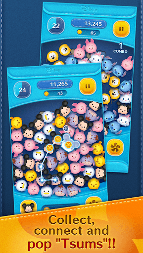 LINE: Disney Tsum Tsum 1.76.0 screenshots 2