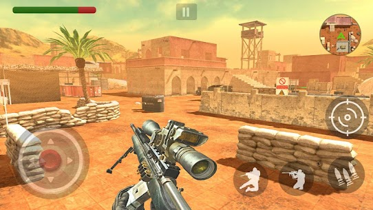 FPS Counter Shooter- Modern Strike Hack for iOS and Android 2