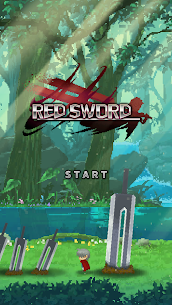 Red Sword MOD Apk (Unlimited Coins/Crystals) Download 3