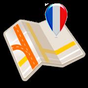 Map of Reunion offline