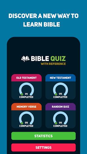 Bible Quiz 10 screenshots 1