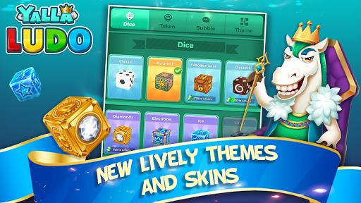 Yalla Ludo - Ludo&Domino android2mod screenshots 21