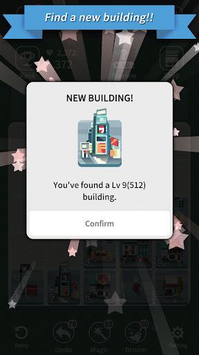 Age of City Tour : 2048 merge 1.5.5 screenshots 4