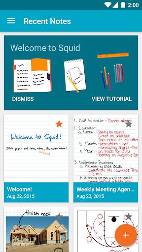 Squid - Take Notes & Markup PDFs  Screenshots 2