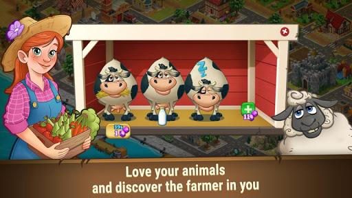 Farm Dream - Village Farming Sim modavailable screenshots 3