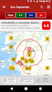 Deprem Bilgi Sistemi Apk İndir Download 4