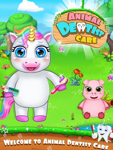 Unicorn Pet Dentist Dental Care Teeth Games 0.7 Screenshots 4