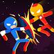 Stick Super: Hero - Strike Fight for heroes legend