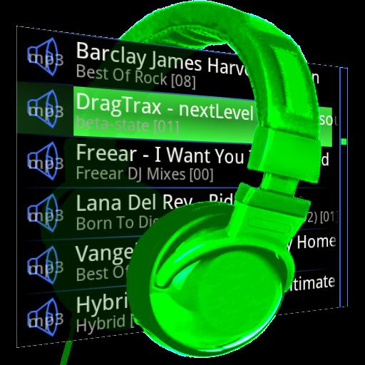 Trax Music Player