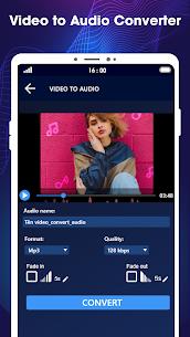 Editor de música: cortador de mp3, mezcla de audio. 5