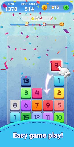 Merge Number Puzzle  screenshots 20