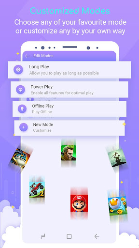Game Booster - One Tap Advanced Speed Booster  screenshots 2