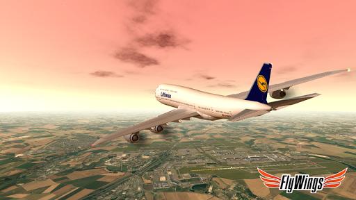 Flight Simulator 2015 FlyWings Free 2.2.0 screenshots 9