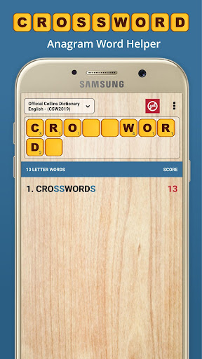 Word Checker - For Scrabble & Words with Friends android2mod screenshots 10