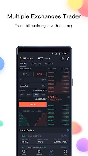 BitUniverse - Crypto Portfolio & Grid Trading Bot 2.10.5 Screenshots 3