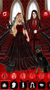 Goth Wedding - Gothic Bridal Makeover