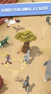 Rodeo Stampede: Sky Zoo Safari screenshots apk mod 2