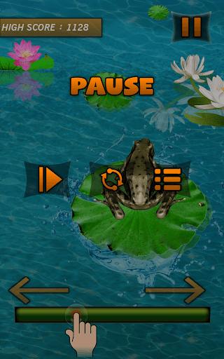 Frog Jumping Mania 1.0.2 screenshots 4