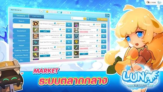 LUNA M: Sword Master MOD APK 1.0.565 (Freeze Enemy) 5