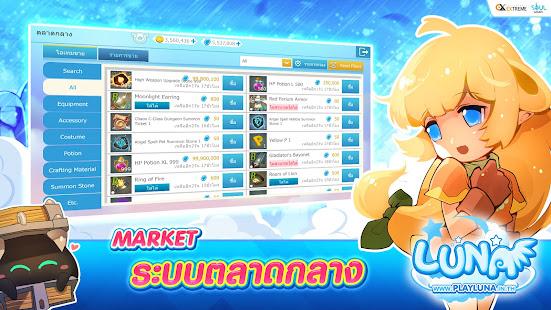 Hack Game LUNA M: Sword Master apk free