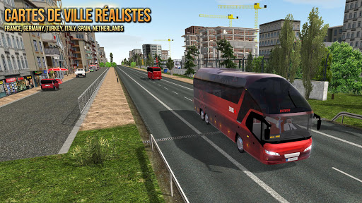 Code Triche Bus Simulator : Ultimate (Astuce) APK MOD screenshots 5
