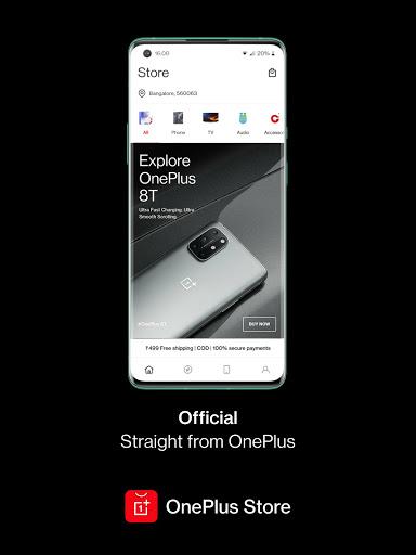 OnePlus Store apktram screenshots 1