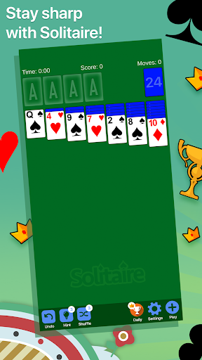 Foto do Solitaire