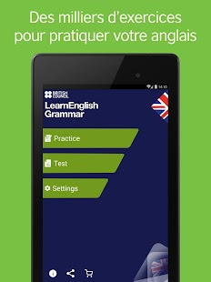 LearnEnglish Grammar (UK edition) Capture d'écran