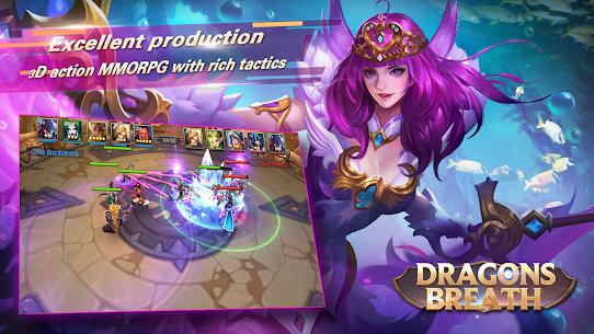 Dragons Breath MOD APK 1.0.5 (MENU MOD) 4
