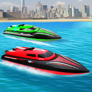 Xtreme Boat Racing 2019: Speed Jet Ski Stunt Games