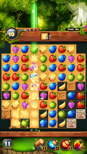 Sweet Fruits POP : Match 3 Puzzle screenshots 8