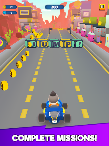 CKN Toys: Car Hero Unbox the official runner game 2.2.2 screenshots 16