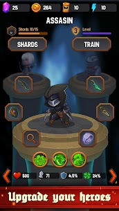 Dungeon: Age of Heroes 1.8.324 Apk + Mod 4