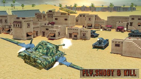 flying machines 2020: shooting tank battle hack