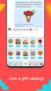 Giftmoji - Send gifts instantly 3.9.2 APK screenshots 5