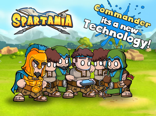 Spartania: The Orc War! Strategy & Tower Defense! 3.17 Screenshots 15
