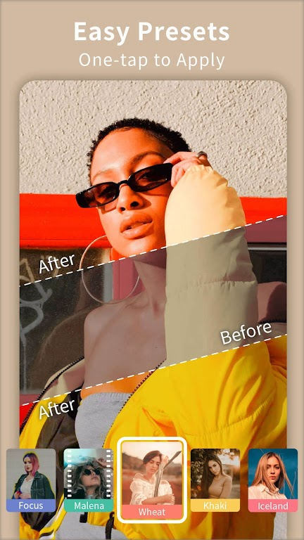 Efiko: Aesthetic Filters & Effects for Video Edits  poster 4