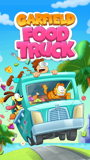 Garfield Food Truck  screenshots 5