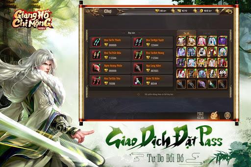 Giang Hồ Chi Mộng - Tuyet The Vo Lam apktreat screenshots 2