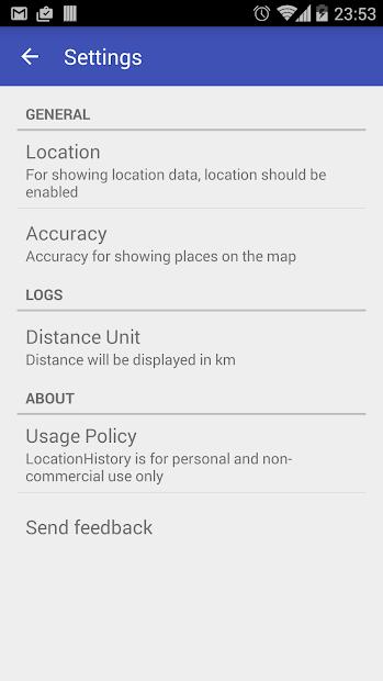 Imágen 8 de Historia de Localización para android