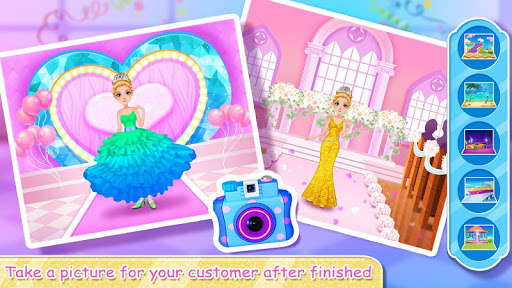 ud83dudc92ud83dudc8dWedding Dress Maker - Sweet Princess Shop apkpoly screenshots 8