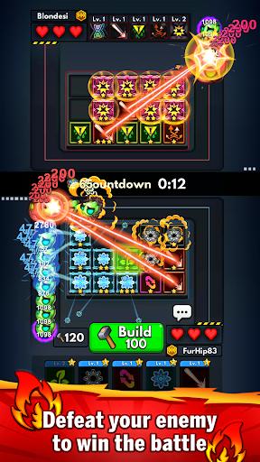 Merge Clash: TD Tower Defense Games  screenshots 3