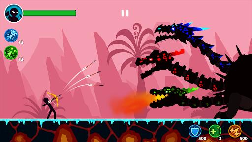 Stickman Archery Master - Archer Puzzle Warrior 1.0.12 Screenshots 1