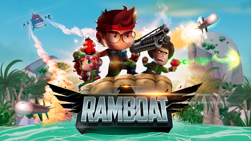 Ramboat - Offline Shooting Action Game 4.1.8 Screenshots 18